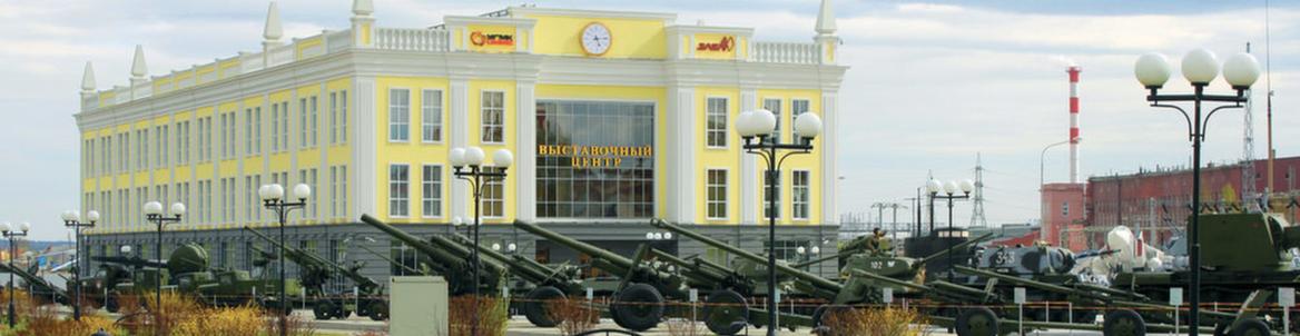 Музей военной техники // Постоянная экспозиция